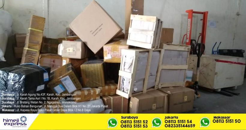 Jasa Ekspedisi Surabaya Malang