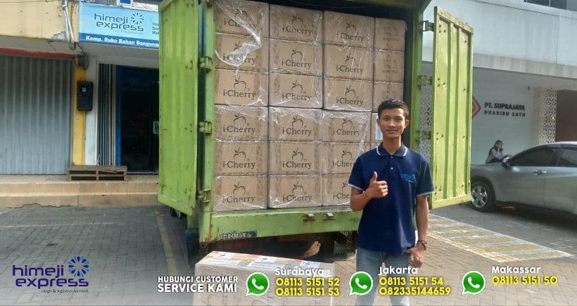 Ekspedisi Surabaya Manado