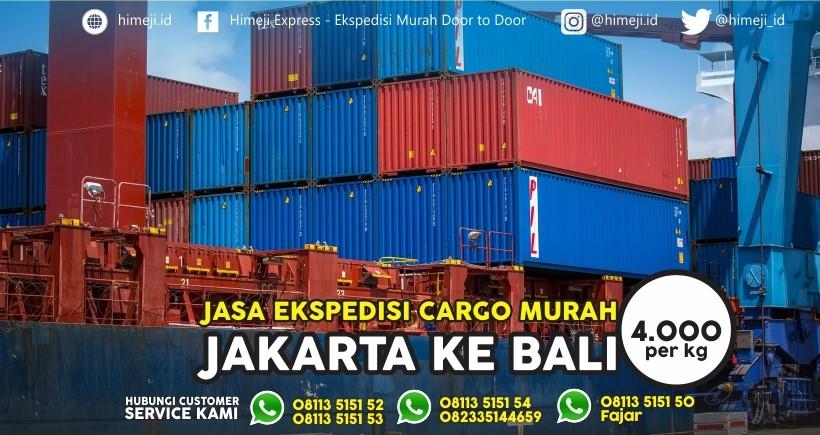 Cargo Murah Jakarta Bali