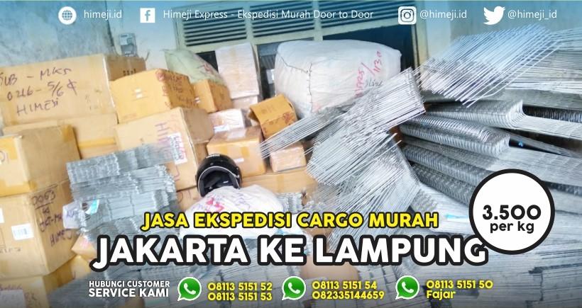 Jasa Ekspedisi Jakarta Lampung