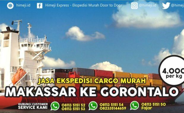 Jasa Ekspedisi Makassar Gorontalo
