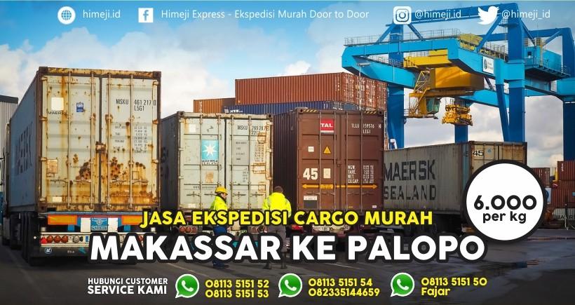 Jasa Ekspedisi Cargo Makassar Palopo