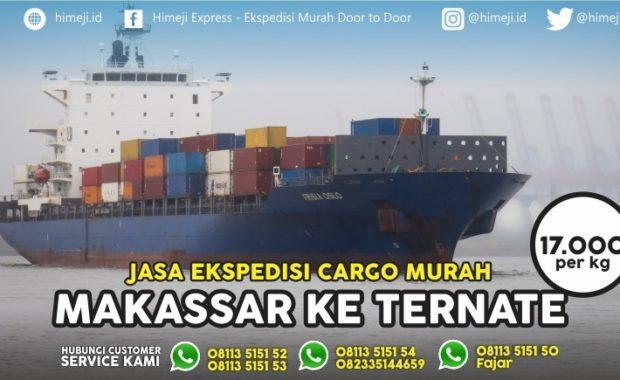 Ekspedisi Murah Makassar ke Ternate