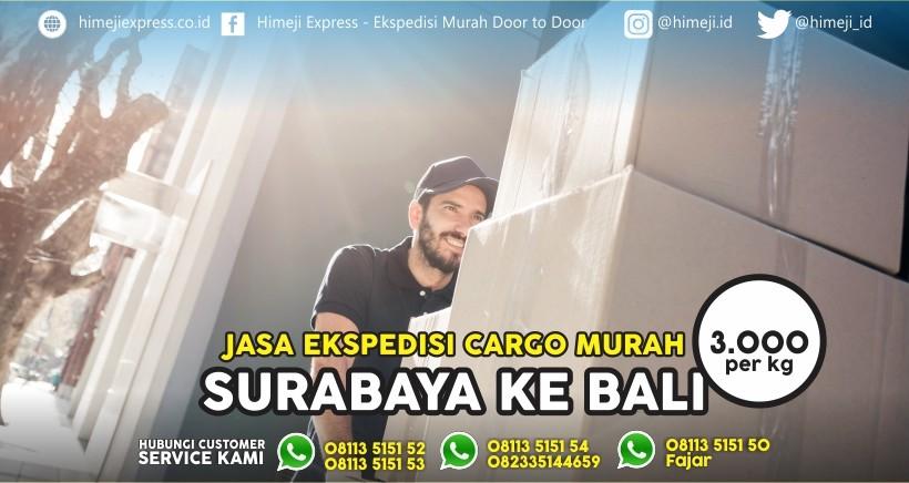 Jasa Ekspedisi Surabaya Bali