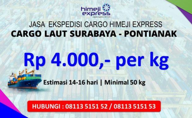 Ekspedisi Surabaya Pontianak