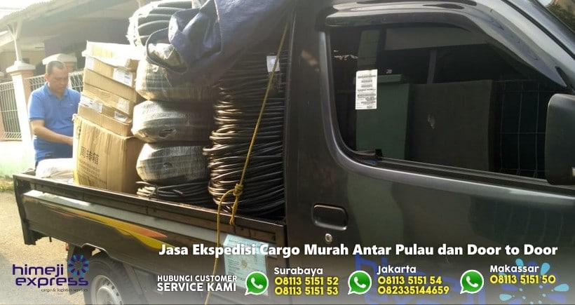 Cargo Laut Makassar Jayapura