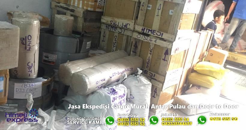 Ekspedisi Laut Surabaya Manado