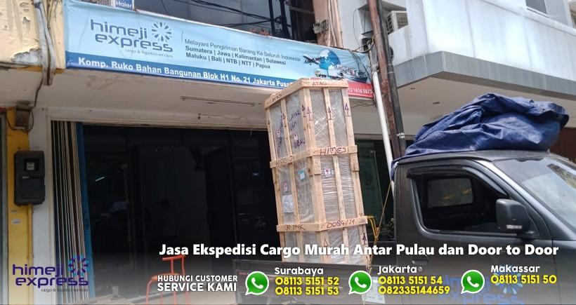 Pengiriman Barang Murah dari Jakarta ke Malang