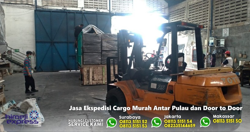 Cargo Murah Surabaya Banjarmasin