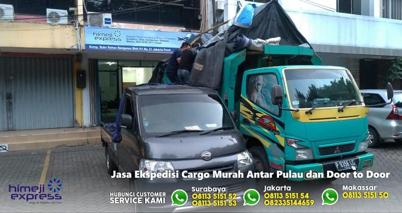 Jasa Ekspedisi Cargo Surabaya Bandung yang Murah dan Cepat
