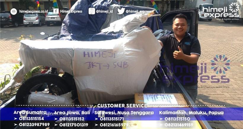 Jasa Pengiriman Motor ke Seluruh Indonesia