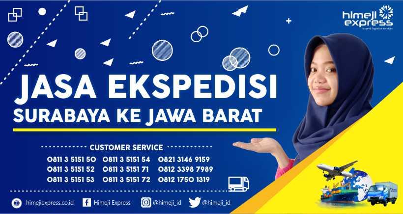 Jasa Ekspedisi Cargo Surabaya tujuan Jawa Barat yang Murah ...
