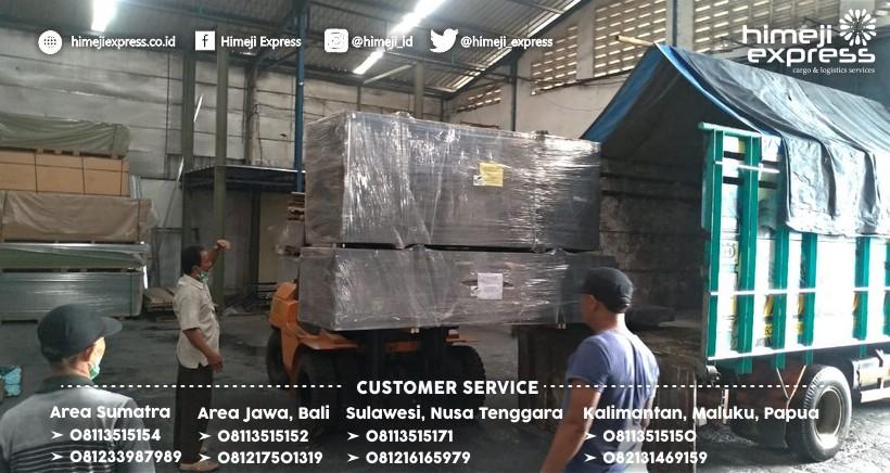 Ekspedisi Surabaya ke Sumatra Murah dan Cepat