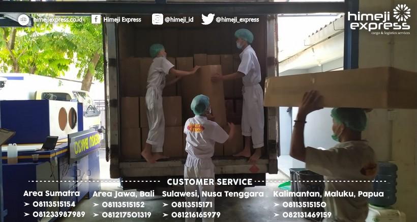 Ekspedisi Cargo Makassar tujuan Sumatra yang Murah