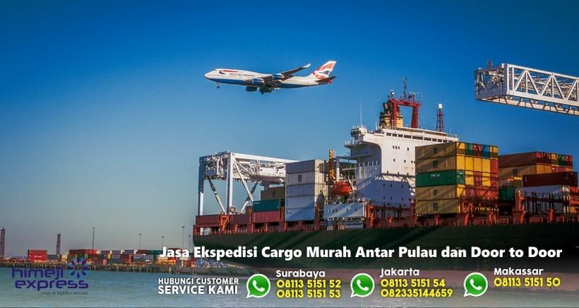 Cargo Udara yang Cepat dan Aman