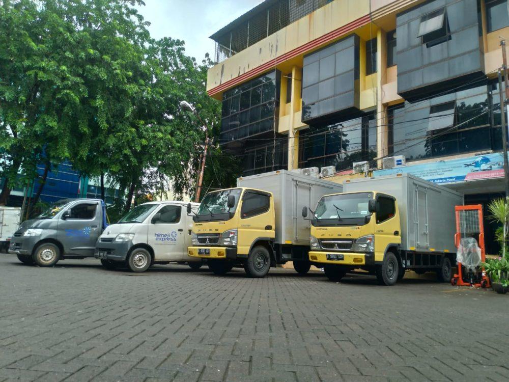 Jasa Ekspedisi Cargo ke Seluruh Indonesia Murah