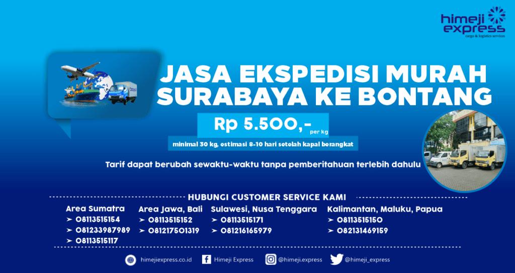 Jasa Ekspedisi Murah Surabaya tujuan Kendari