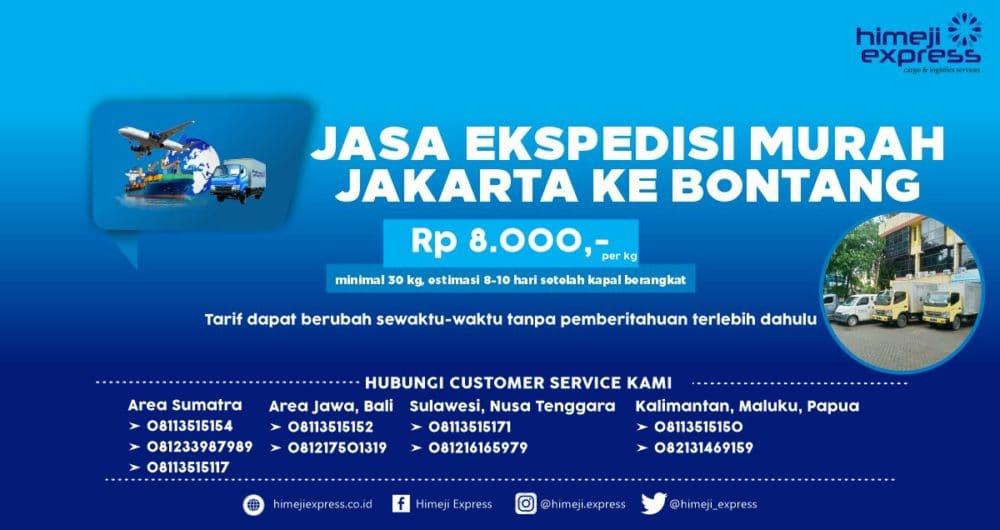 Ekspedisi Jakarta ke Bontang