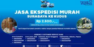 Ekspedisi Murah Surabaya ke Kudus