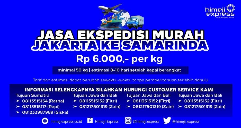 Jasa_Ekspedisi_Kargo_Jakarta_ke_Samarinda