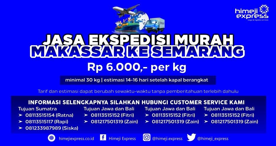 Jasa_Ekspedisi_Kargo_Makassar_ke_Semarang