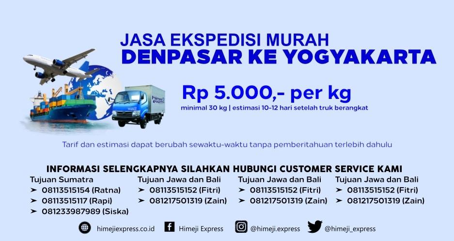 Jasa_Ekspedisi_Murah_Denpasar_ke_Yogyakarta