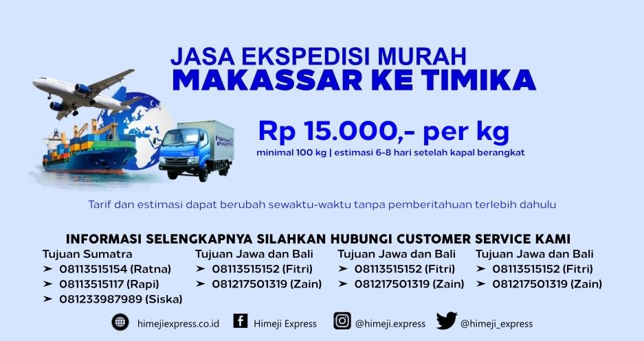Jasa_Ekspedisi_Murah_Makassar_ke_Timika