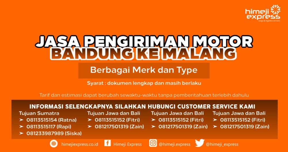 Jasa_Kirim_Motor_Bandung_ke_Malang