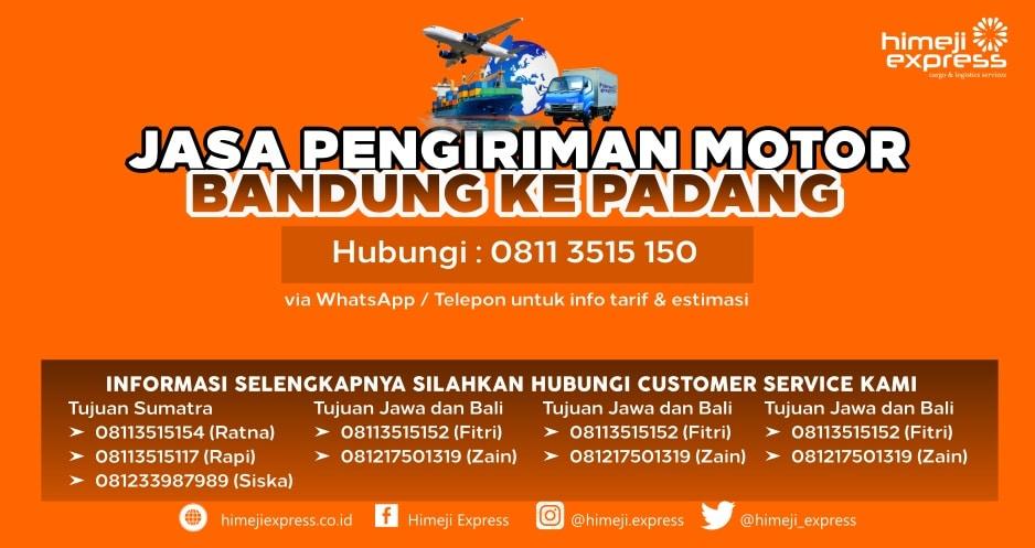 Jasa_Kirim_Motor_Bandung_ke_Padang