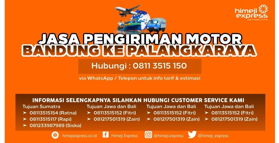 Jasa_Kirim_Motor_Bandung_ke_Palangkaraya