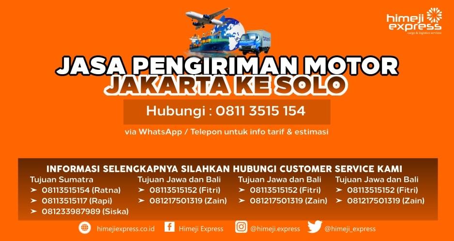 Jasa_Kirim_Motor_Jakarta_ke_Solo