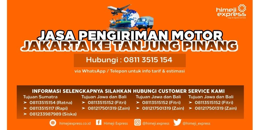 Jasa_Kirim_Motor_Jakarta_ke_Tanjung_Pinang