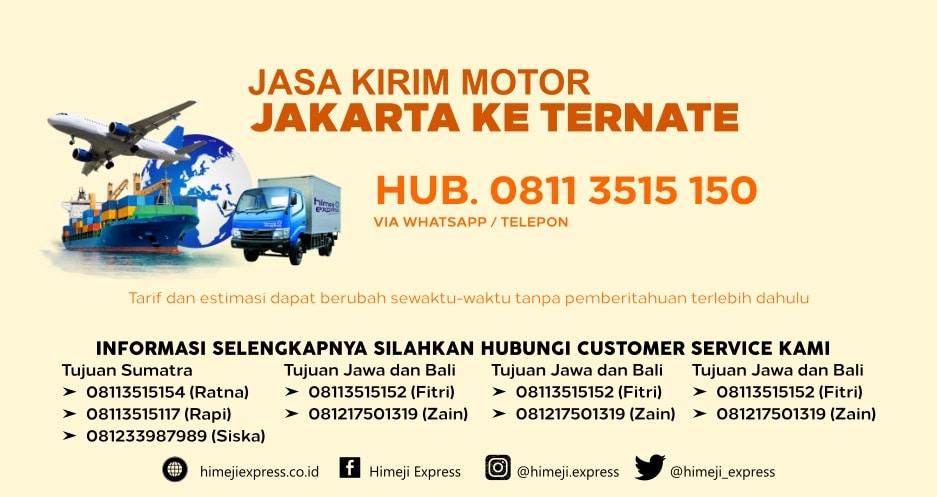 Jasa_Kirim_Motor_Jakarta_ke_Ternate