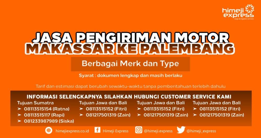Jasa_Kirim_Motor_Makassar_ke_Palembang