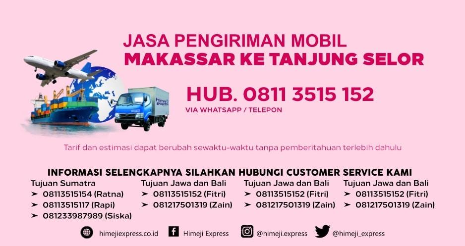 Jasa_Pengiriman_Mobil_dari_Makassar_ke_Tanjung_Selor