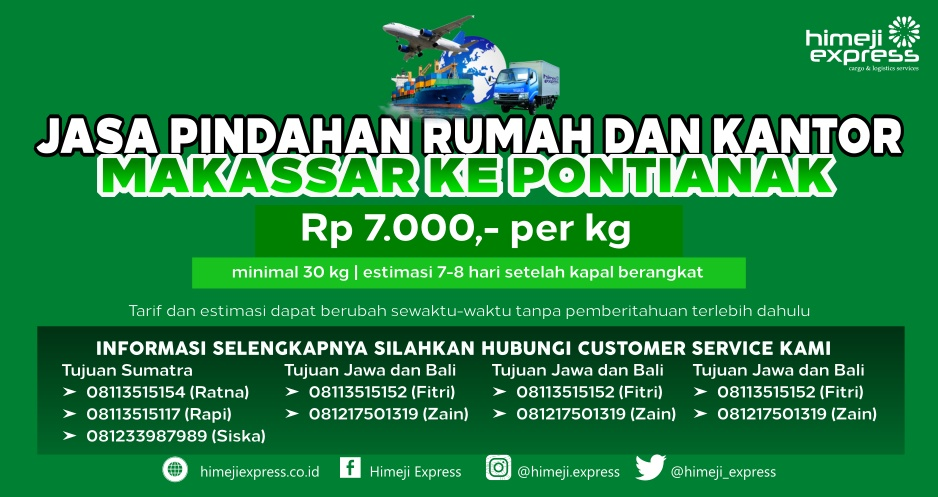 Jasa_Pindahan_Rumah_dan_Kantor_Makassar_ke_Pontianak