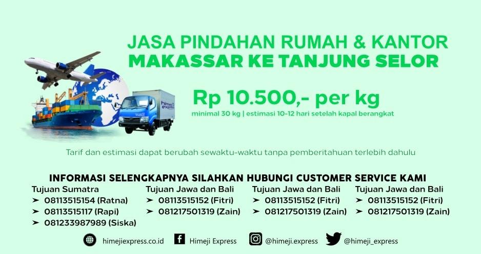 Jasa_Pindahan_Rumah_dan_Kantor_Makassar_ke_Tanjung_Selor