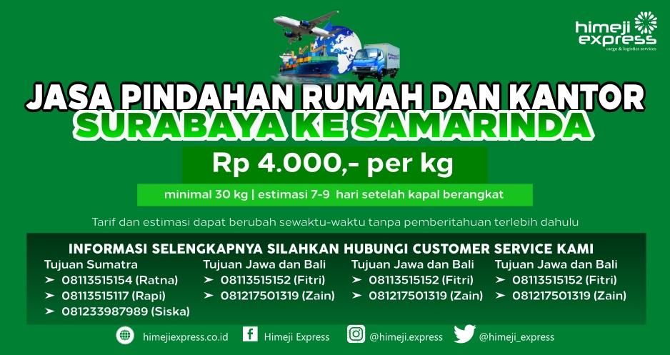 Jasa_Pindahan_Rumah_dan_Kantor_Surabaya_ke_Samarinda