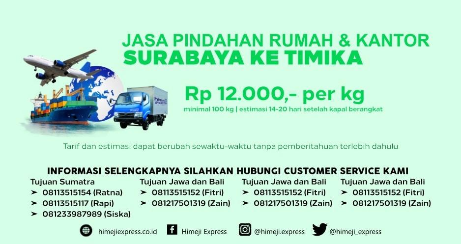 Jasa_Pindahan_Rumah_dan_Kantor_Surabaya_ke_Timika