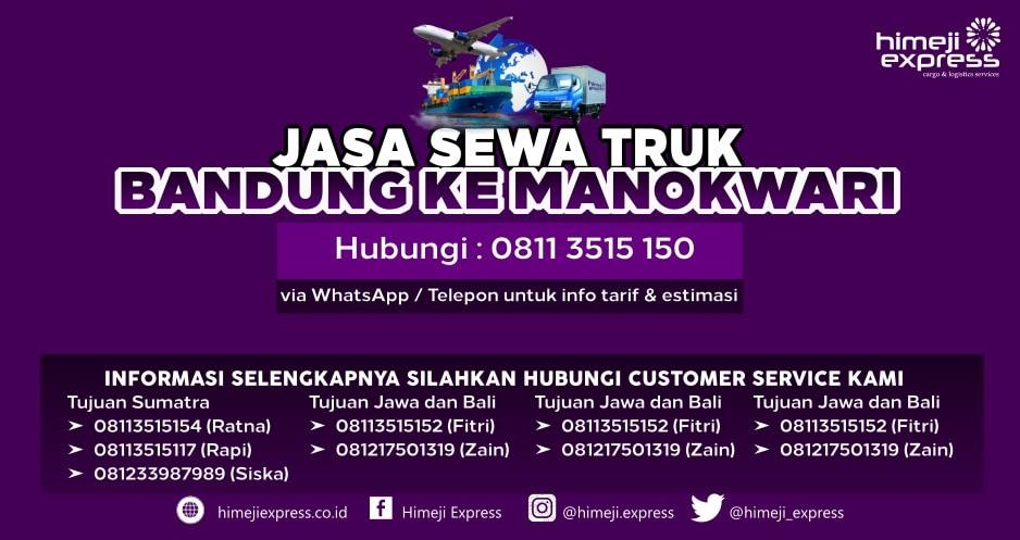 Jasa_Sewa_Truk_Bandung_ke_Manokwari