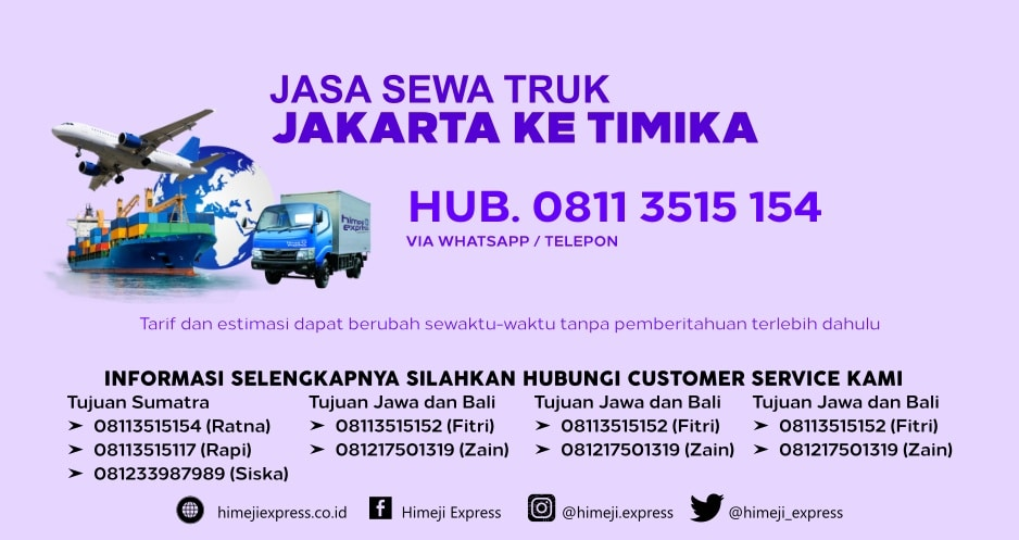 Jasa_Sewa_Truk_dari_Jakarta_ke_Timika