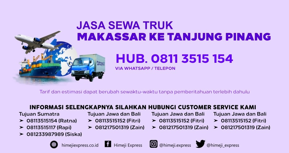 Jasa_Sewa_Truk_dari_Makassar_ke_Tanjung_Pinang