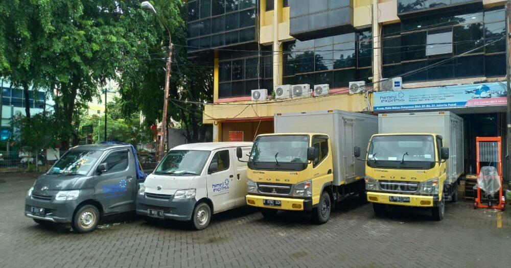 Kantor Ekspedisi Himeji Express Jakarta