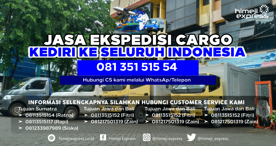 Jasa_Ekspedisi_Cargo_Murah_Kediri_ke_Seluruh_Indonesia
