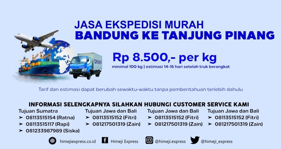 Jasa_Ekspedisi_Murah_Bandung_ke_Tanjung_Pinang