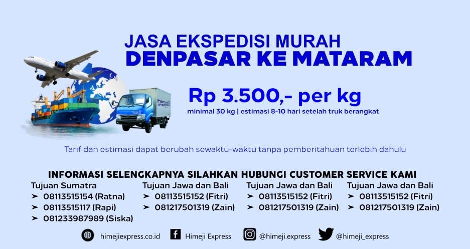 Jasa_Ekspedisi_Murah_Denpasar_ke_Mataram