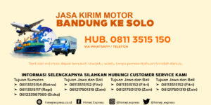 Jasa_Kirim_Motor_Bandung_ke_Solo
