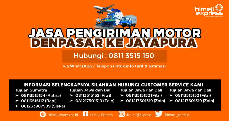 Jasa_Kirim_Motor_Denpasar_ke_Jayapura