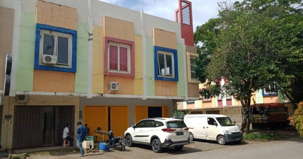 Kantor Ekspedisi Himeji Express Makassar
