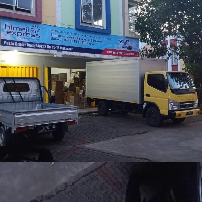 Kantor Ekspedisi Cargo Himeji Express Makassar